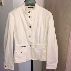 🌟Vintage🌟 MaxMara jean jacket size small
